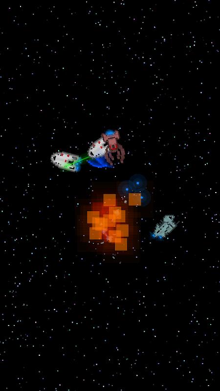 Pixel Fleet Lite 1.3.1-lite Screen 2