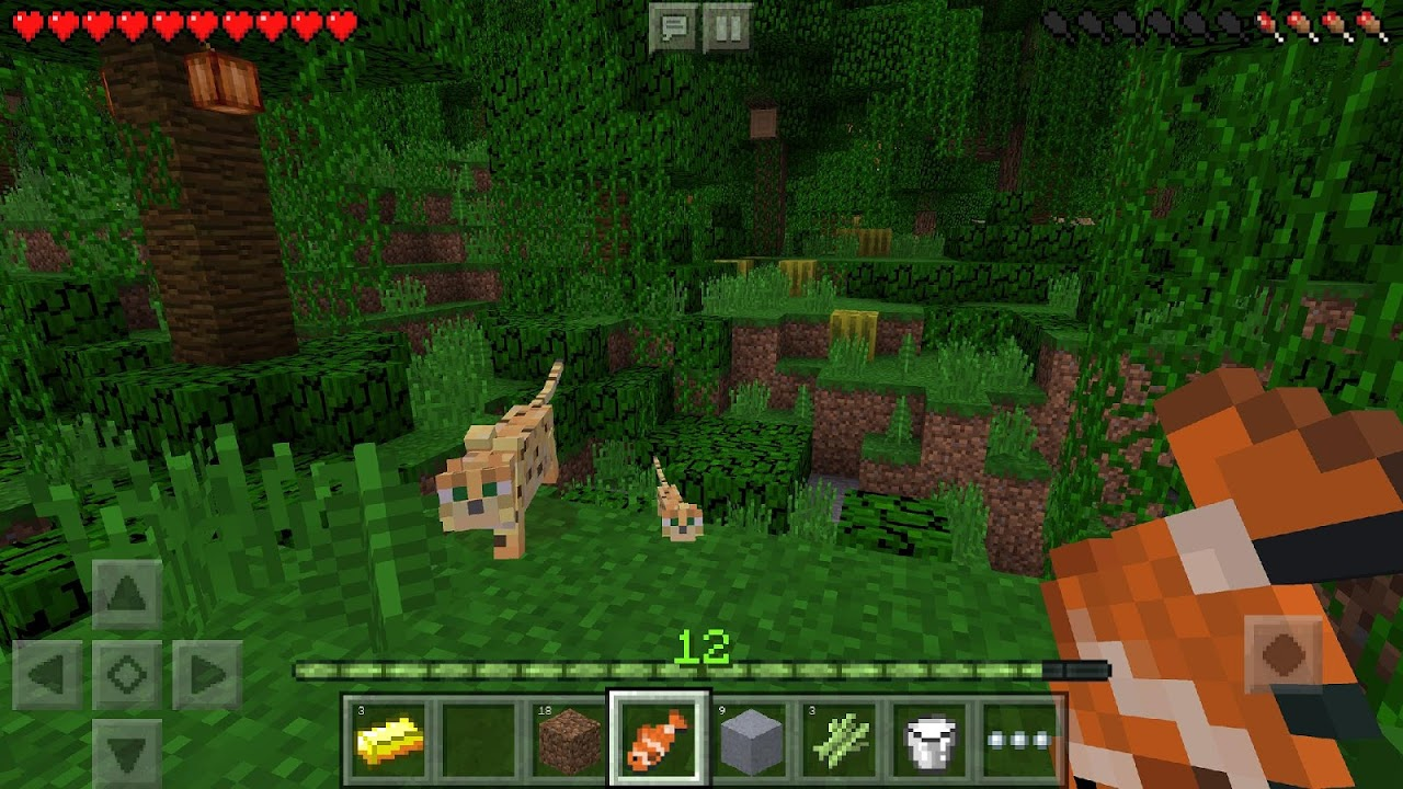 Android Minecraft Trial Screen 3