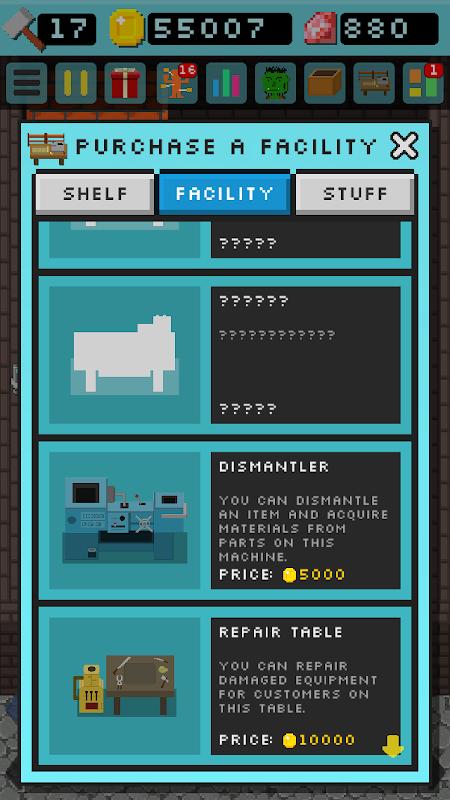 Android Goblin's Shop Screen 6
