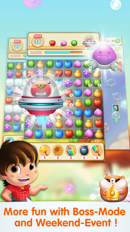 Android Fruit Blast Mania Screen 3