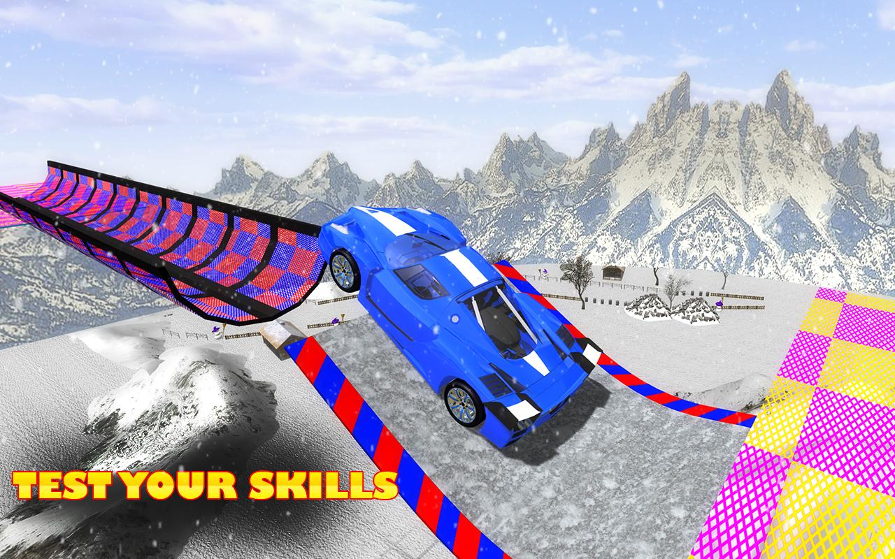 Android Extreme Stunts GT Racing Car Screen 4