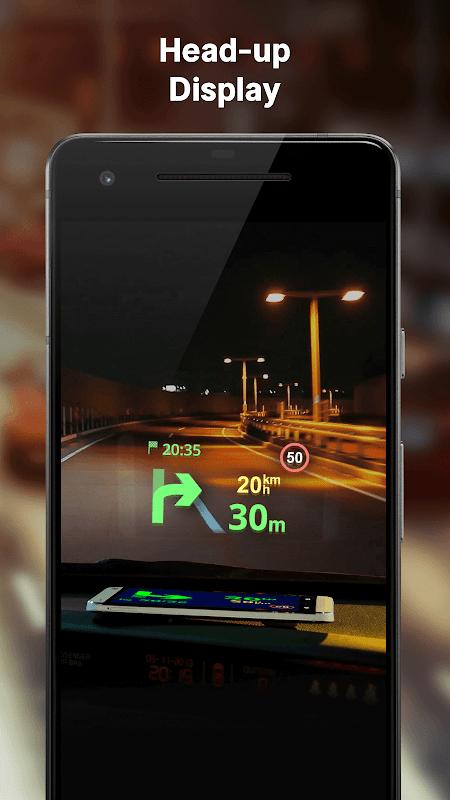 GPS Navigation & Maps Sygic 18.4.2 Screen 9