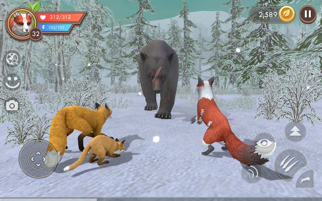 WildCraft: Animal Sim Online 3D 4.0 Screen 2