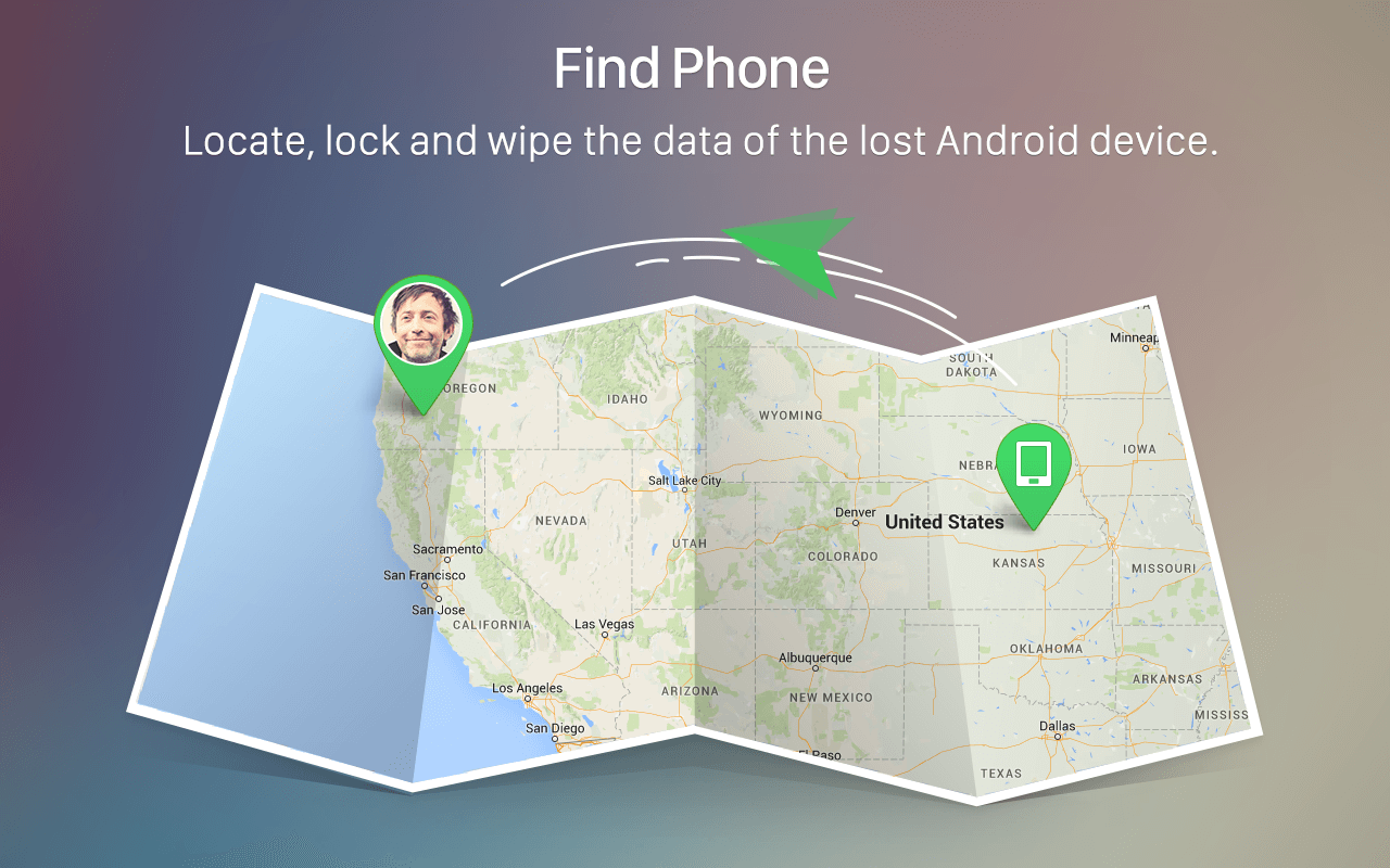 Android AirDroid: Remote access & File Screen 7