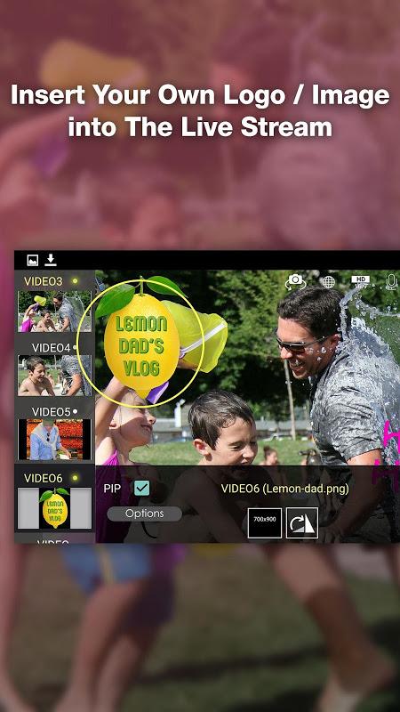 CameraFi Live 1.9.33.0928 Screen 9