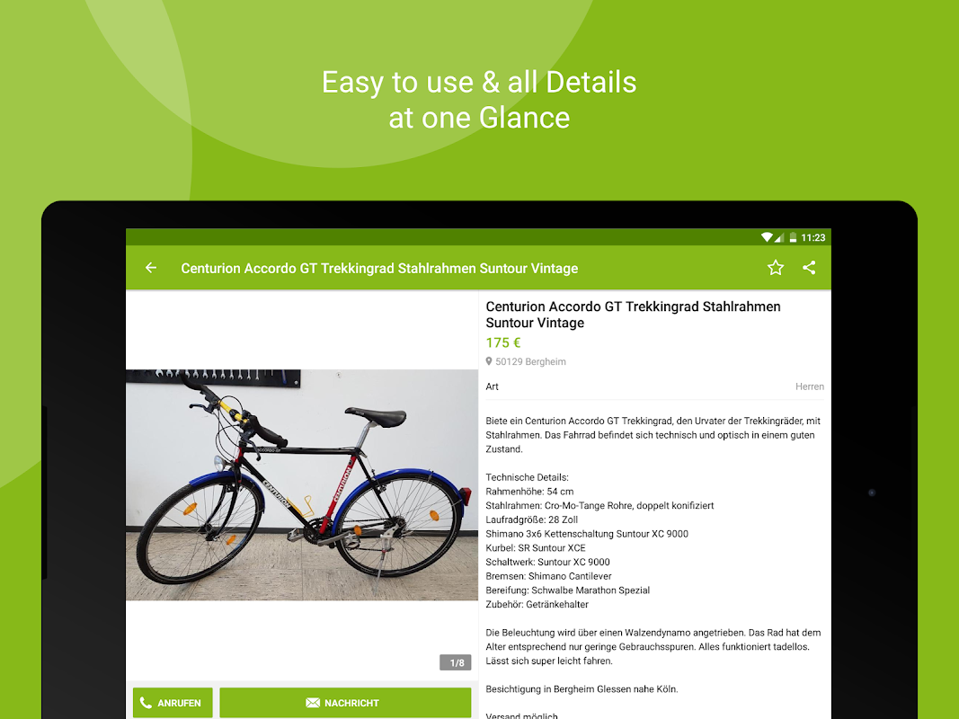 eBay Kleinanzeigen for Germany 8.8.0 Screen 8