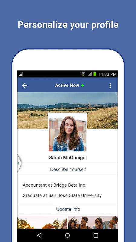 Facebook Lite 32.0.0.3.67 Screen 4
