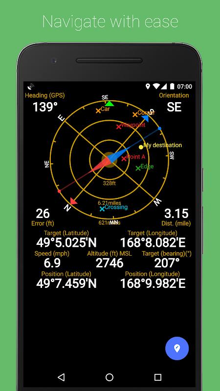 GPS Status & Toolbox 8.4.177 Screen 3