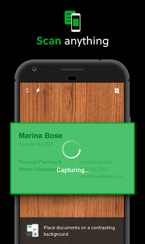 Android Evernote - stay organized. Screen 14