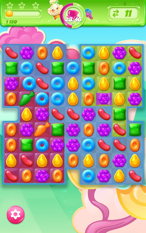 Candy Crush Jelly Saga 1.54.9 Screen 3