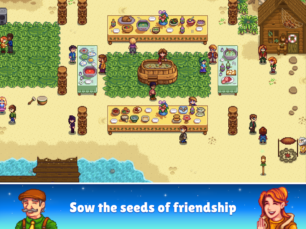 Stardew Valley 1.18 Screen 4