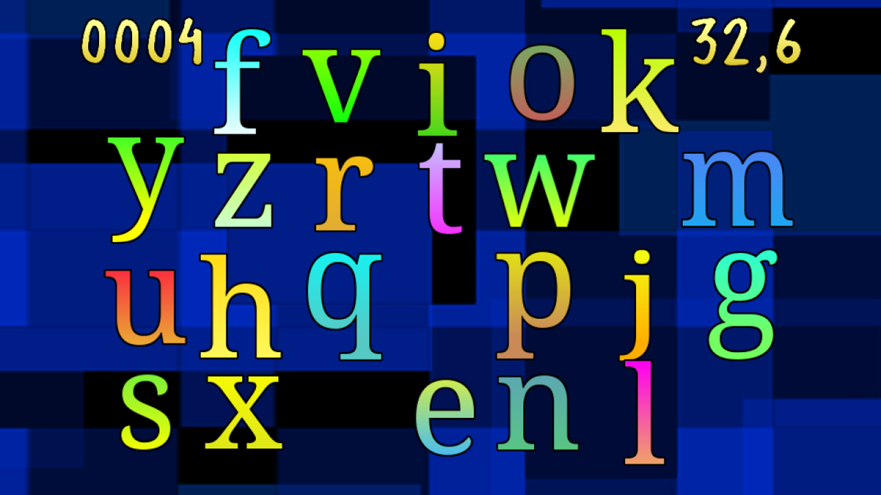 ALPHABET ABC 2.4 Screen 3