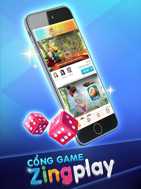 ZingPlay HD - Cổng game - Game Bài - Game Cờ 1.0.1 Screen 6