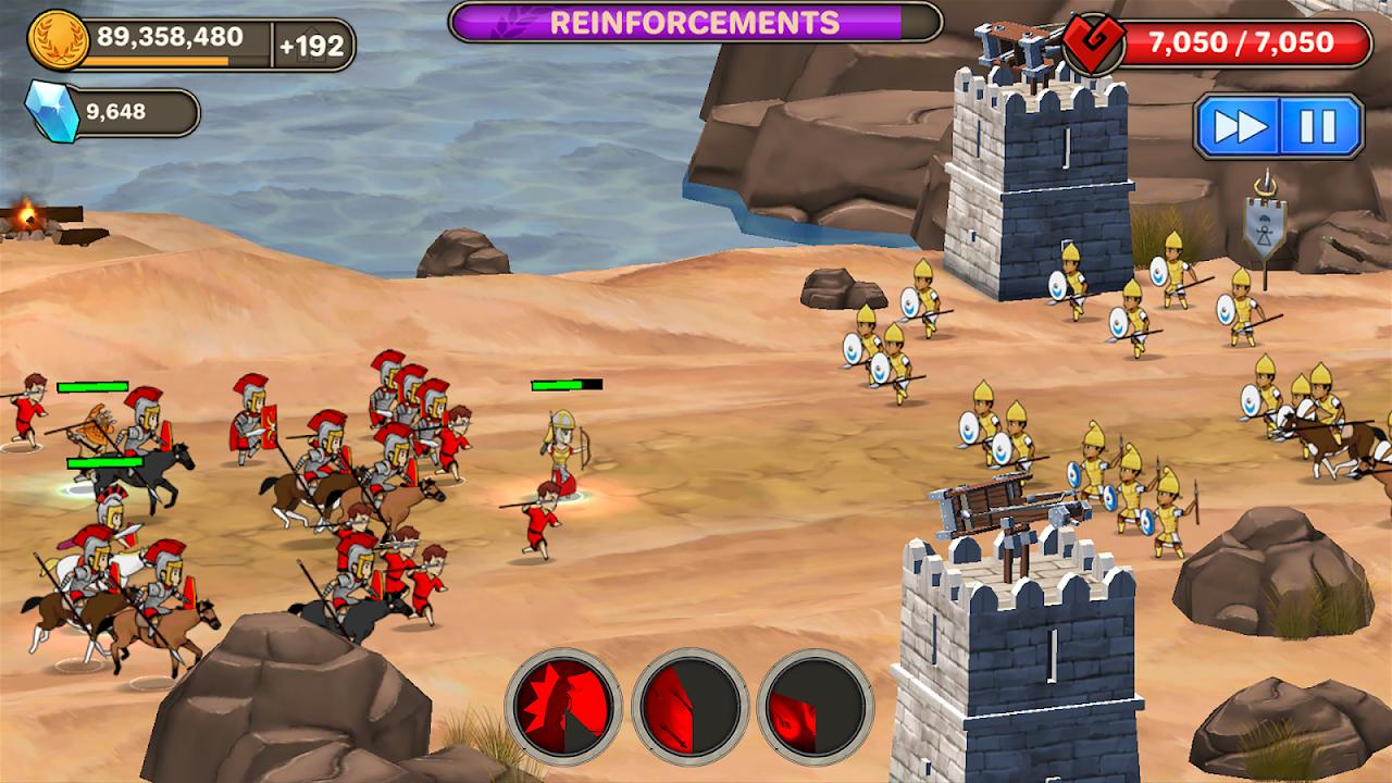 Grow Empire: Rome 1.3.85 Screen 14