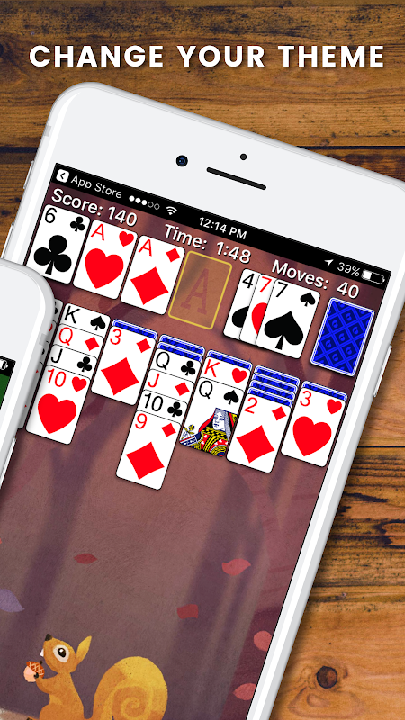 Solitaire 6.4.1.3381 Screen 6
