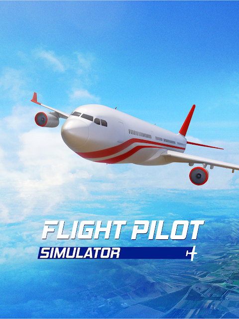 Flight Pilot Simulator 3D Free 1.4.8 Screen 5