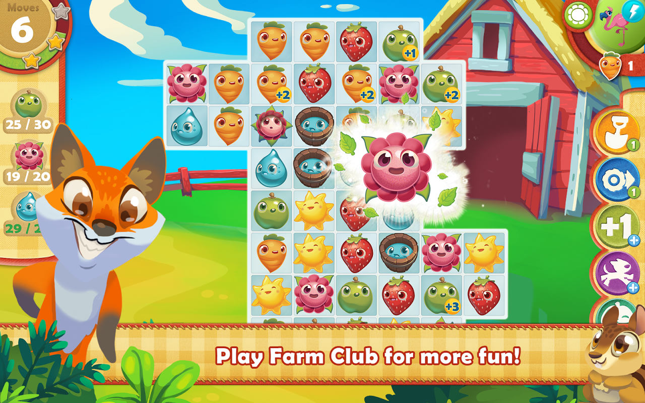 Android Farm Heroes Saga Screen 2