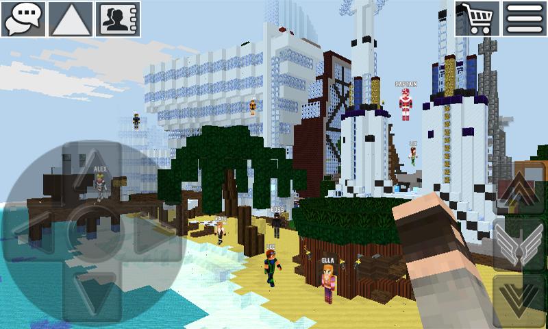 WorldCraft : 3D Build & Craft 3.1 Screen 2