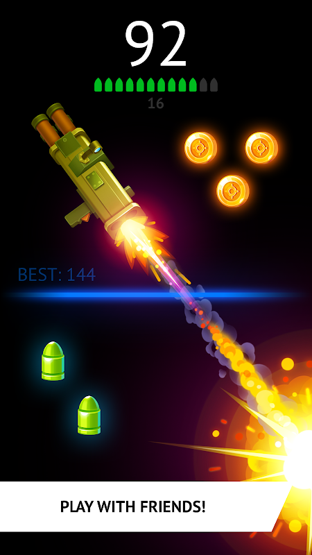 Flip the Gun - Simulator Game 1.2 Screen 4