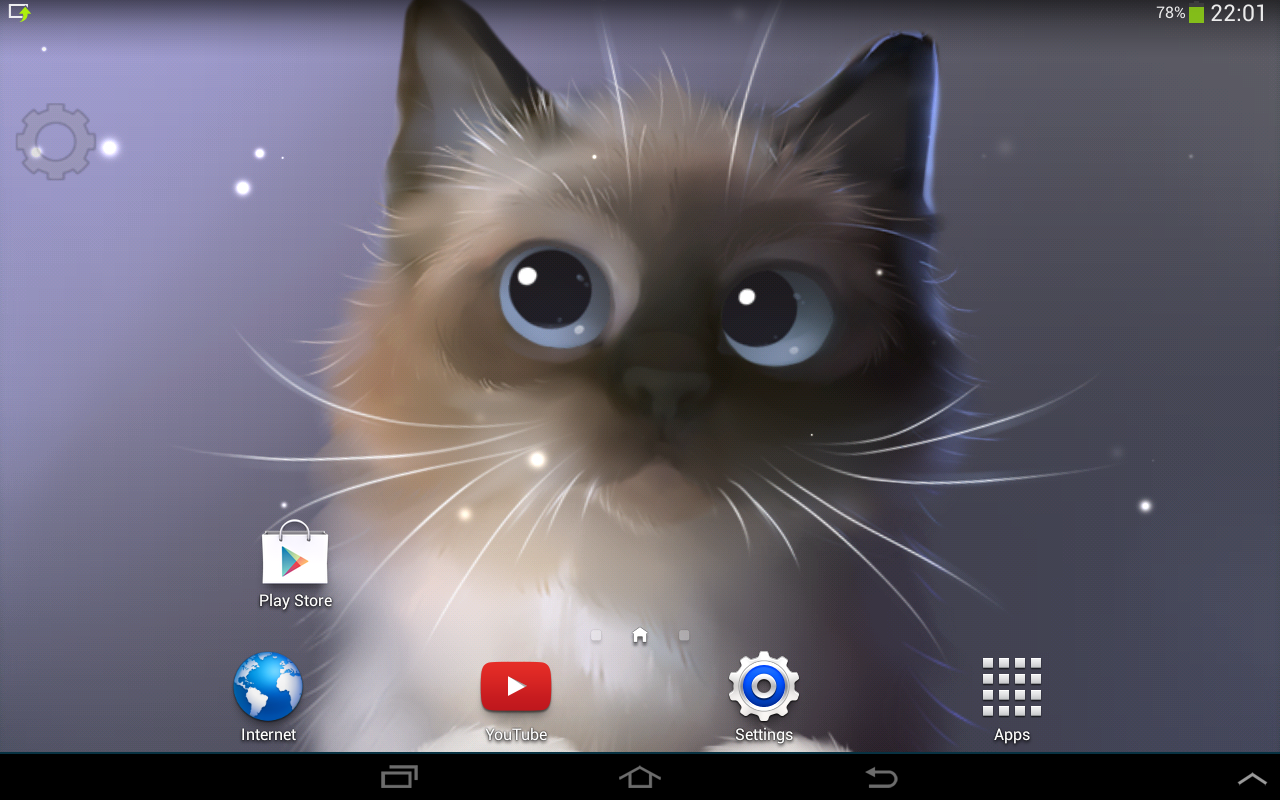 Peper Kitten 1.3.1c Screen 1