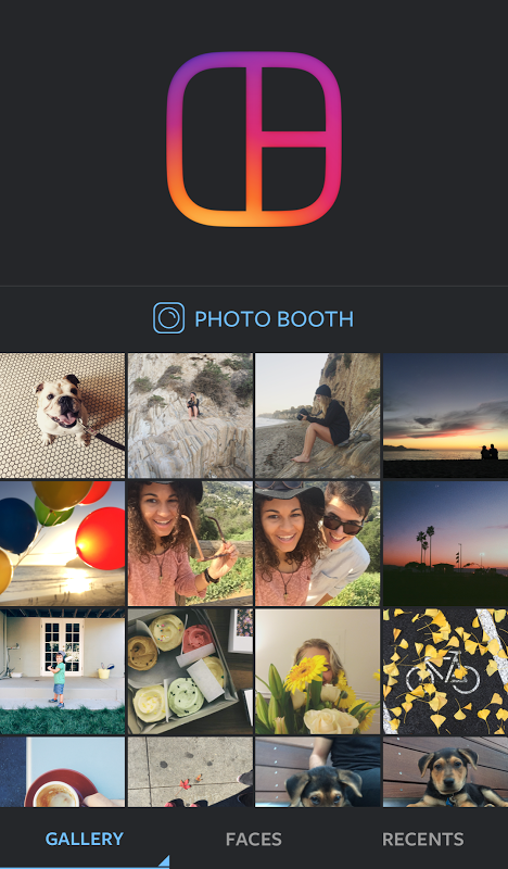 Layout from Instagram: Collage 1.3.3 Screen 4