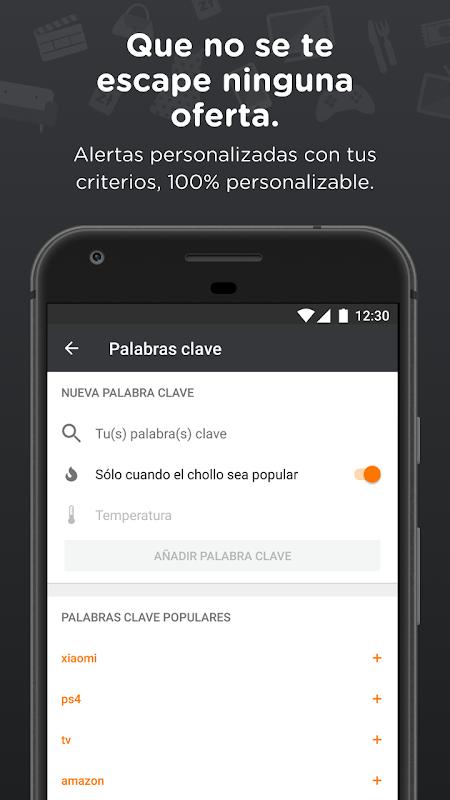 Chollometro – Chollos, ofertas y cosas gratis 5.19.03 Screen 3
