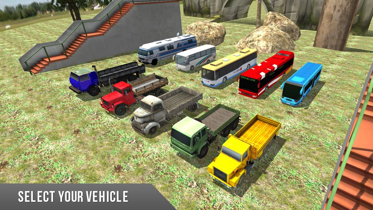 Truck Vs Bus Racing 1.4 Screen 2