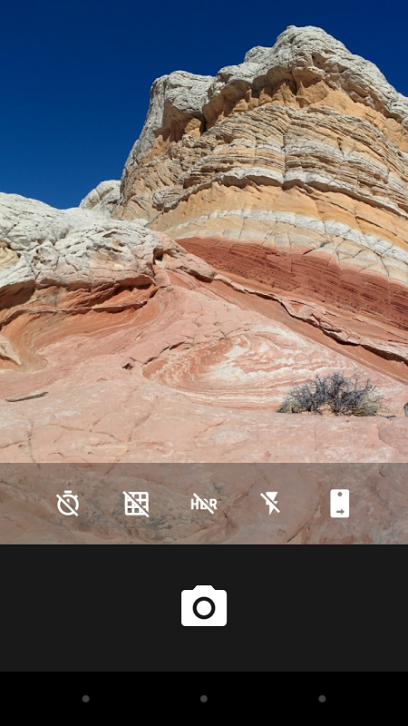 Google Camera 2.5.053 (2290296-30) Screen 2