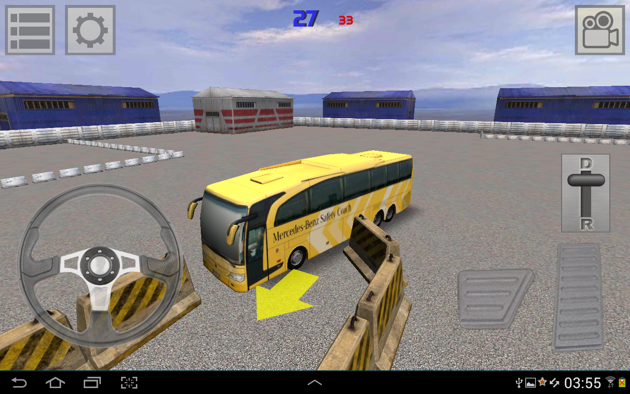 Android Bus Parking 2 Screen 3