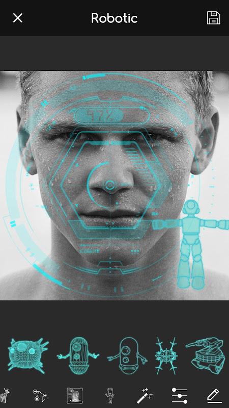 AR Camera Virtual Hologram Photo Editor App 3.6 Screen 2