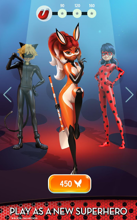 Miraculous Ladybug & Cat Noir - The Official Game 1.1.5 Screen 4