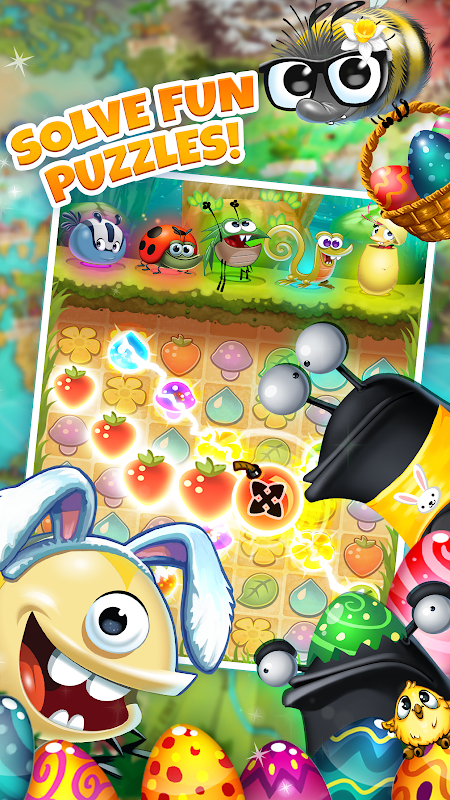 Android Best Fiends - Puzzle Adventure Screen 13