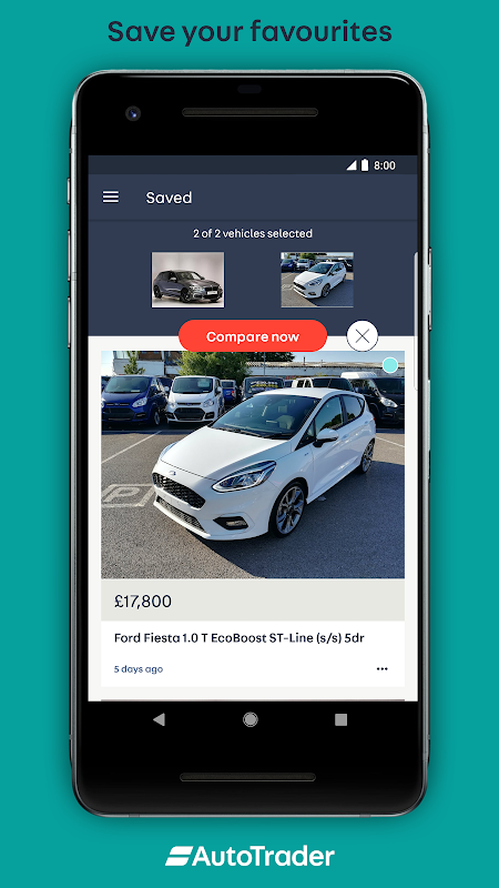 Android Auto Trader - Buy, sell and value new & used cars Screen 3