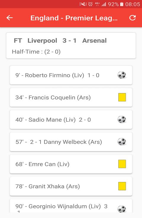 English Premier League 3.0 Screen 10