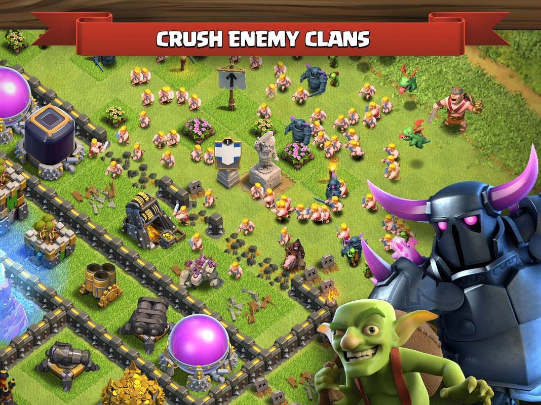 Clash of Clans 11.185.14 Screen 5
