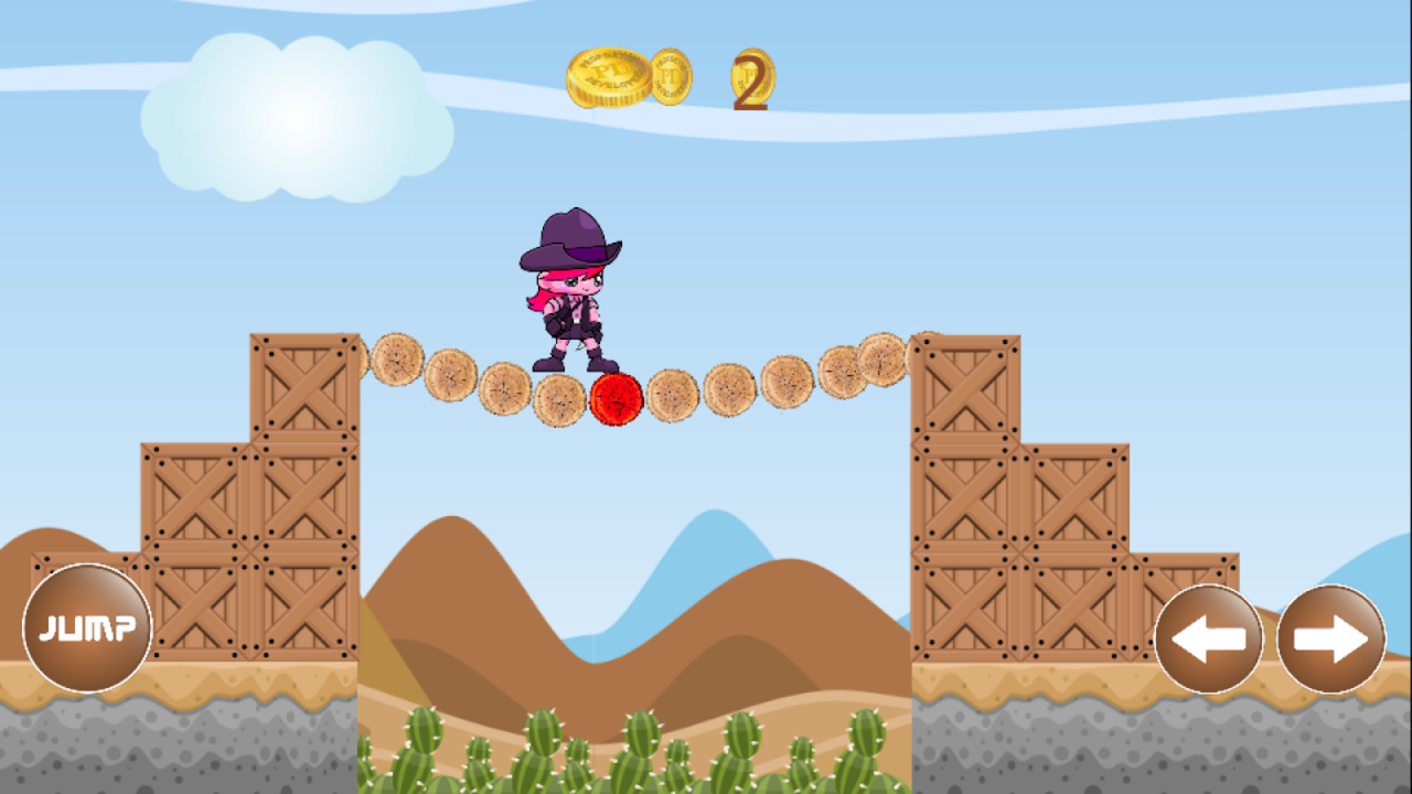 Android Kids Desert Adventure Screen 5