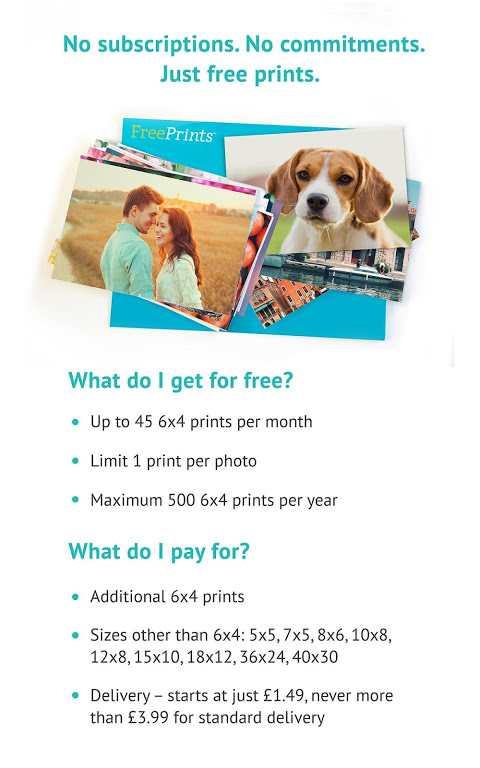Android FreePrints - Free Photos Delivered Screen 14