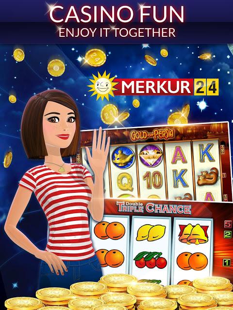 Android MERKUR24 – Online Casino & Slot Machines Screen 8