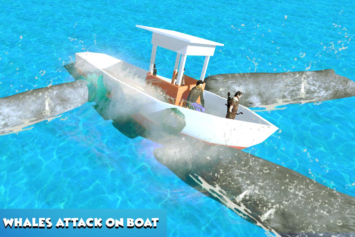Android Ocean Raft Survival Screen 4