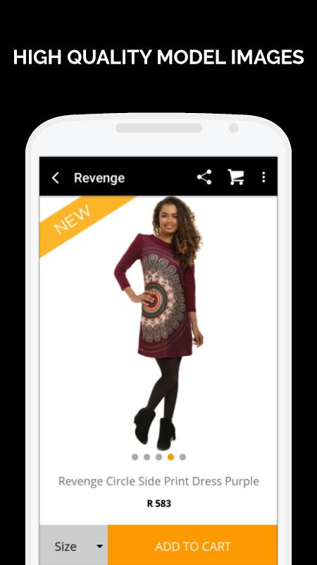 Zando Fashion Online Shopping 1.0.8 Screen 5