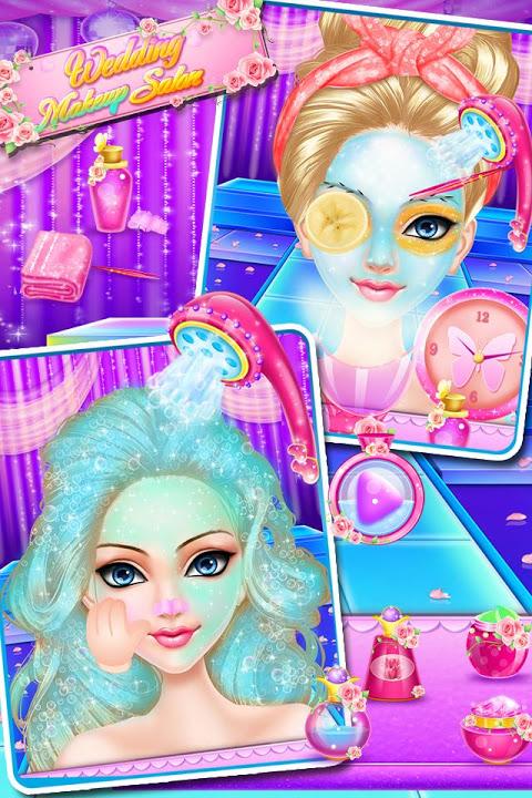 Android wedding makeup salon Screen 1