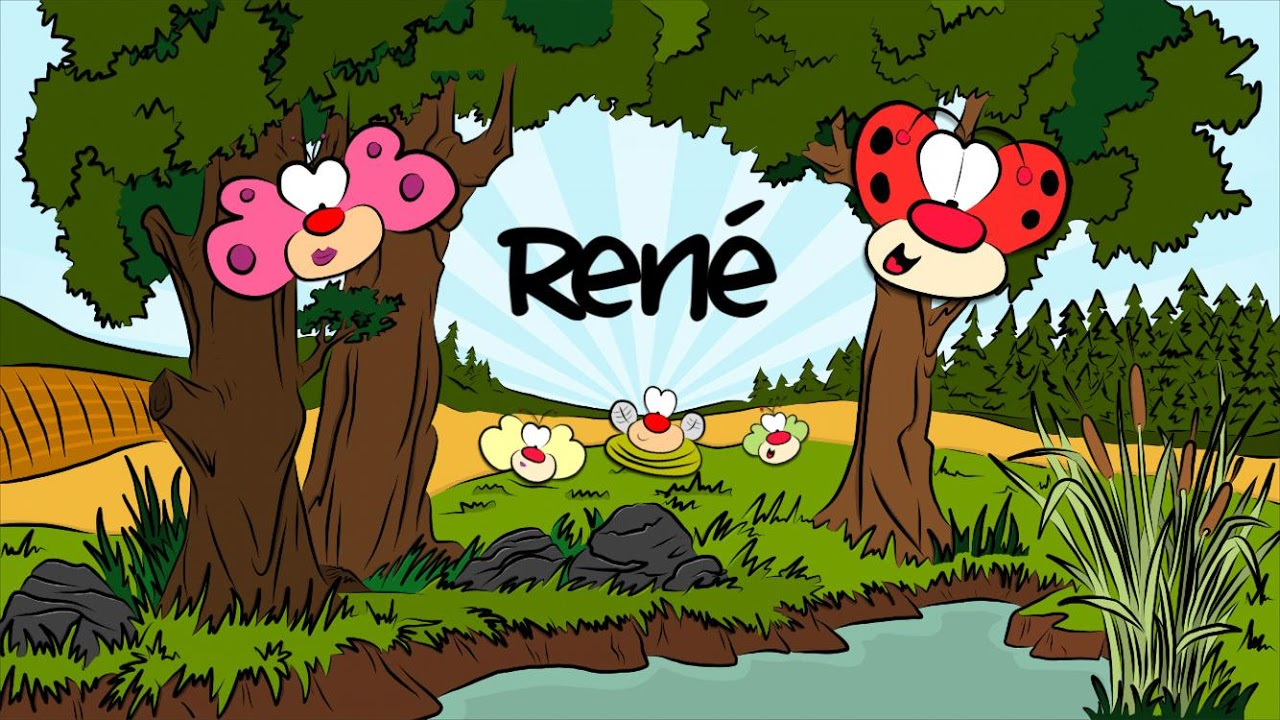 Android Rene the cute ladybug Screen 4