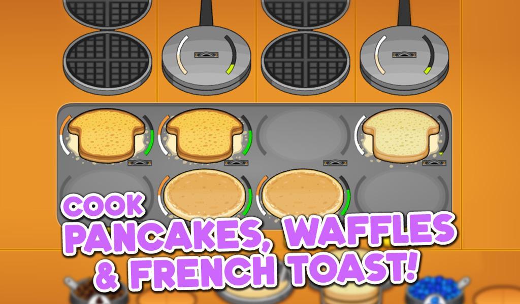 Papa's Pancakeria HD 1.0.0 Screen 1