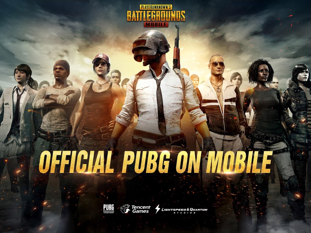 PUBG MOBILE 0.5.0 Screen 3