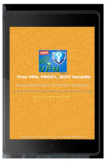 Android Hi VPN Pro Screen 12
