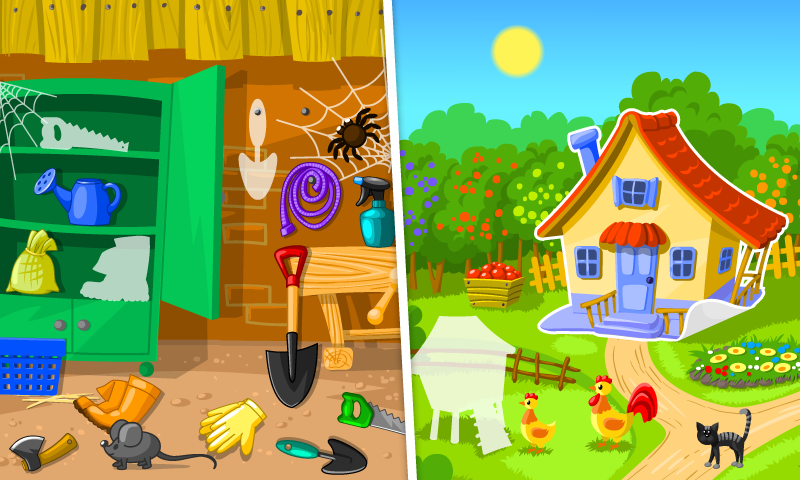 Garden Game for Kids 1.03 Screen 4