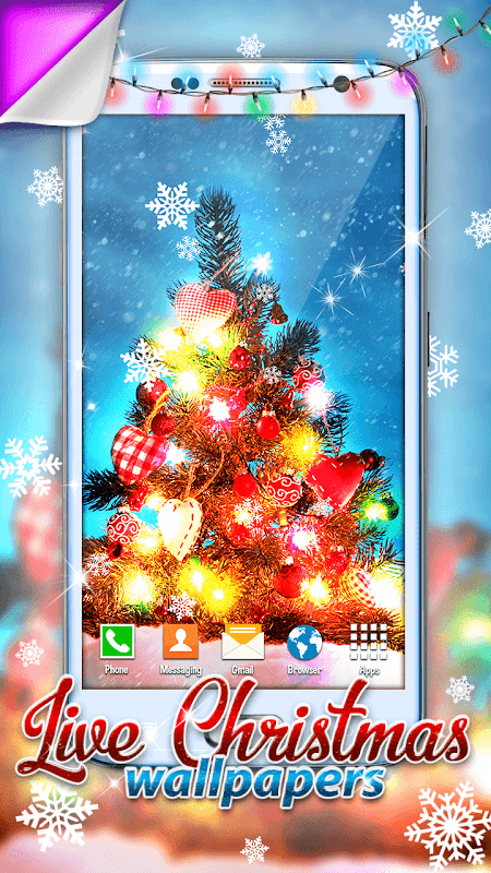 Live Christmas Wallpapers 12 Apk Download By Pretty Cute