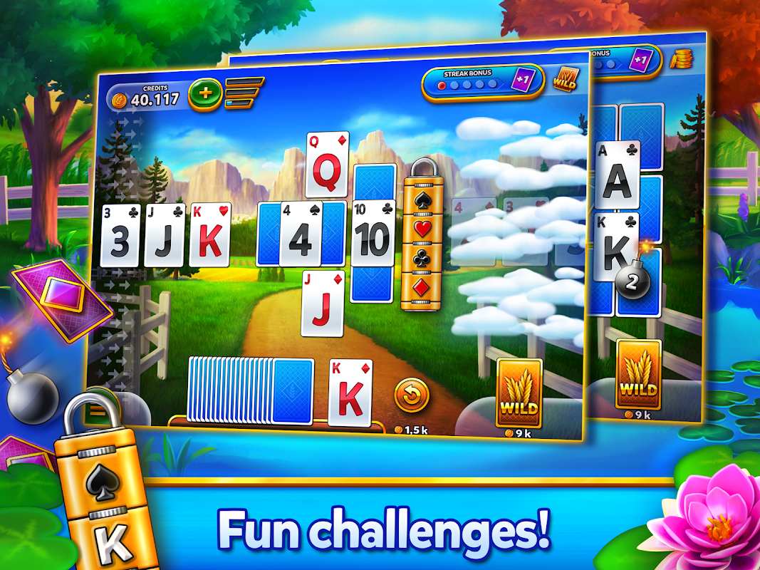 Solitaire - Grand Harvest 1.28.2 Screen 2