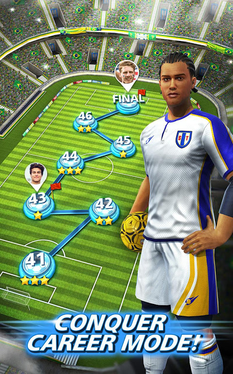 Football Strike - Multiplayer Soccer 1.10.0 Screen 4