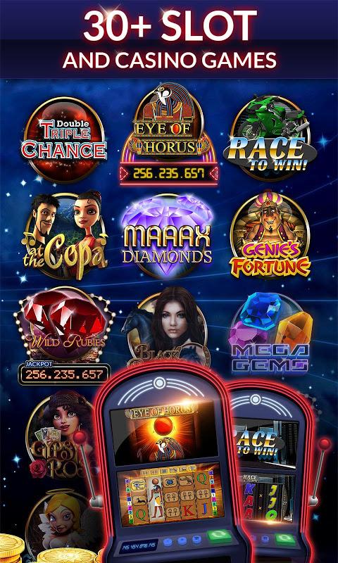 Android MERKUR24 – Online Casino & Slot Machines Screen 2